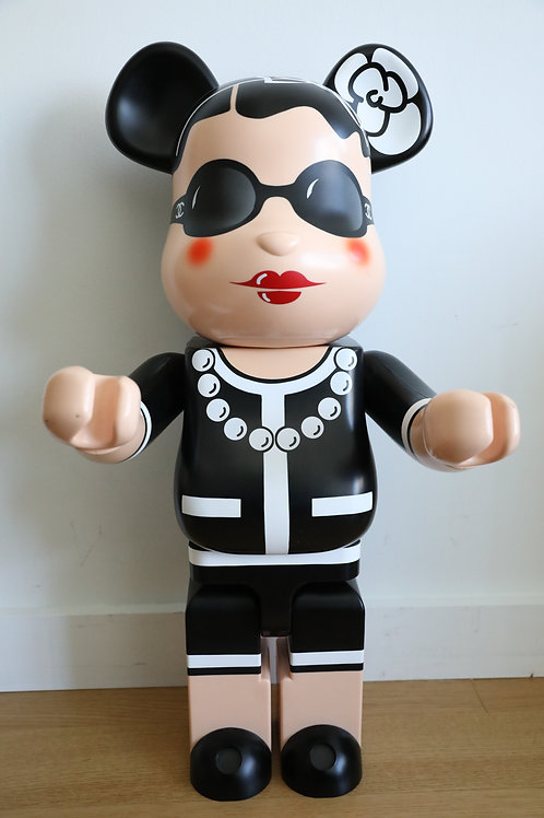 Chanel 1000% bearbrick