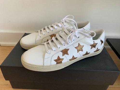 Saint Laurent SL/01 Star Low-Top Sneaker