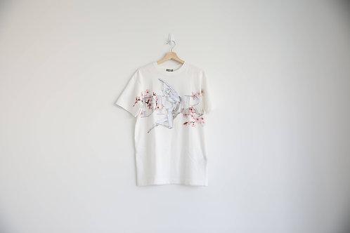 Dior Floral Print T-shirt