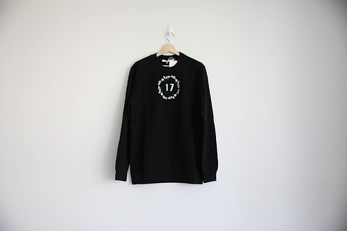 Givenchy Metal 17 Floral Sweatshirt