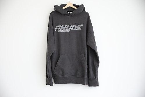 Rhude Crystal Logo Hoodie