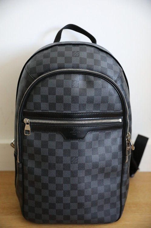 Louis Vuitton Monogram Canvas Michael Backpack