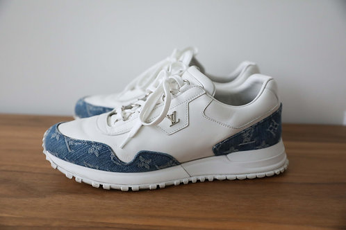 Louis Vuitton Mens Leather Sneaker