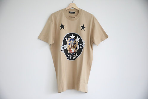 Givenchy Star Rottweiler T-Shirt