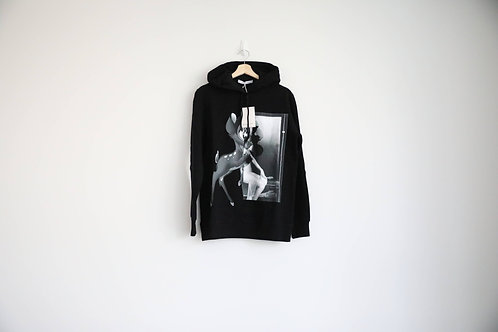 Givenchy Monochrome Bambi Hoodie