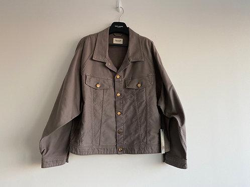 Fear of God Grey Cotton Worker Jacket