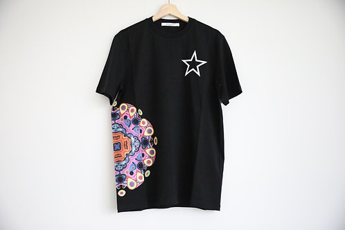 Givenchy Floral Star T-shirt