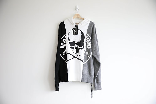 Mastermind World Tri-Color Cotton Hoodie