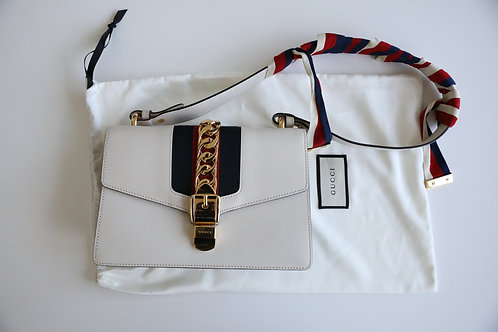 Gucci Sylvie Small Top Handle bag