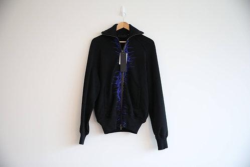 Haider Ackermann Embroidered Zipped Jacket