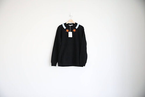 Givenchy Striped Star Sweatshirt