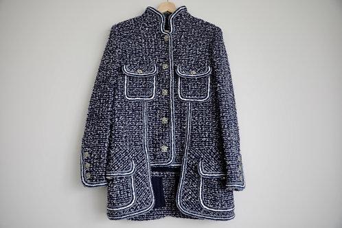 Chanel 15P Tweed Jacket