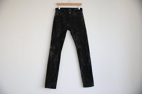 Saint Laurent Paris D02 Stone Wash Jeans