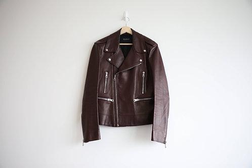 Gucci Lamb Leather Jacket
