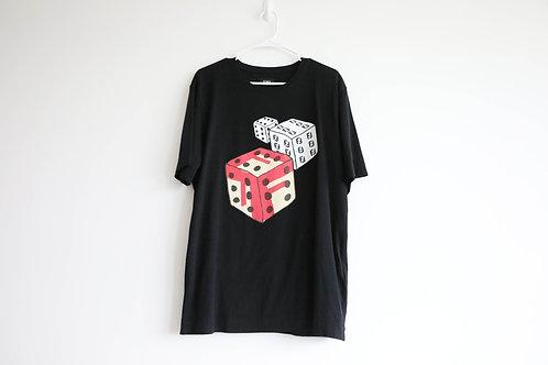 Fendi Dice Print T-shirt