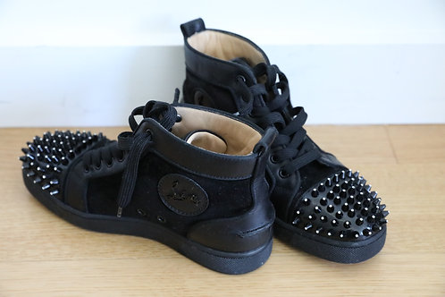 Christian Louboutin Spike High-top Sneaker