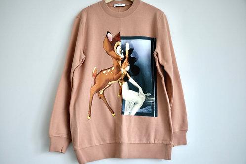 Givenchy Pink Bambi Sweatshirt