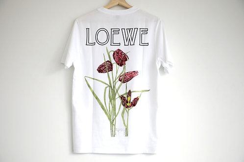 Loewe Floral Print T-shirt