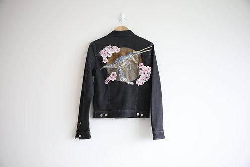 Dior x Sorayama Embroidered Denim Jacket