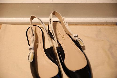 Christian Dior J'Adior Mules