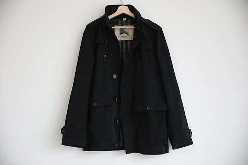 Burberry Hooded Zipped Parka