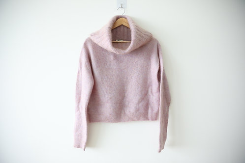 Acne Studios Mohair Big Round Neck Sweater