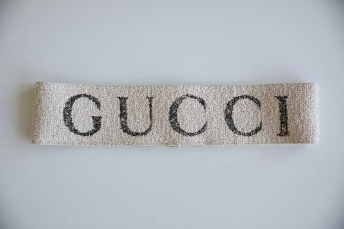Gucci Logo Headband
