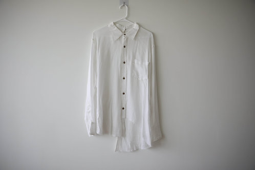 Sulvam Double-Button Overshirt