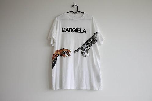 Maison Margiela Reflective Logo T-shirt