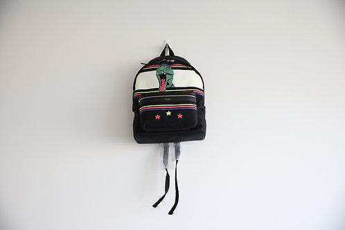Saint Laurent Canvas T-Rex Backpack