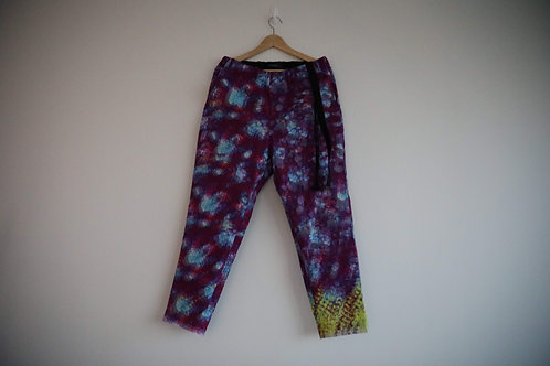 Craig Green Multi-Color Tie Dye Pants