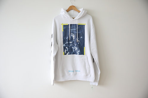Off-White Graphic Hoodie
