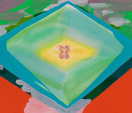 Crystal Vision (Seahorses diamond)