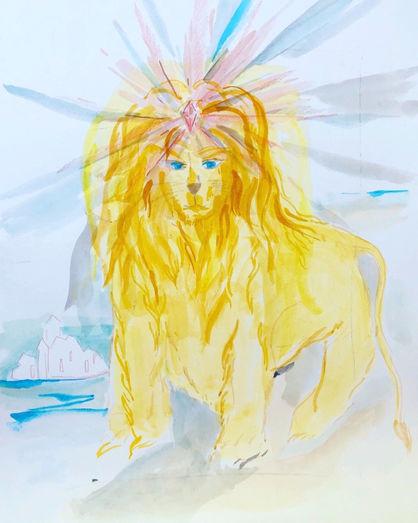 Golden Lion Being.jpg