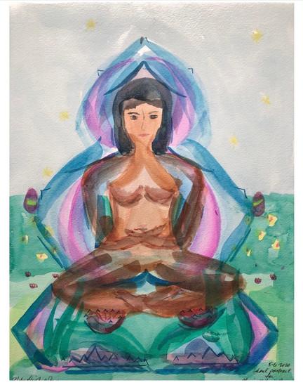 Hawaiian Earth Goddess Isis