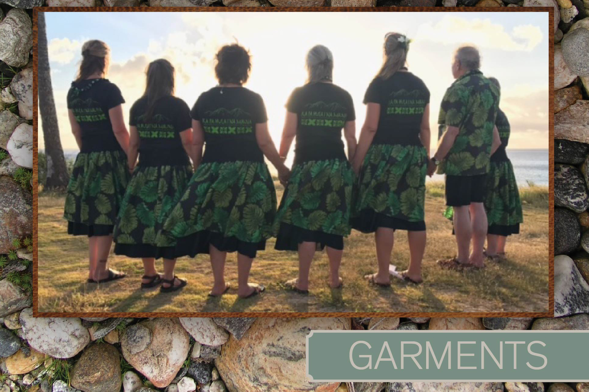 Garnments Home Page