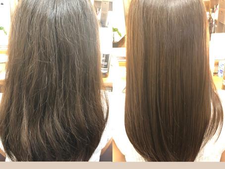 Q&A【改訂版】縮毛矯正と髪質改善について