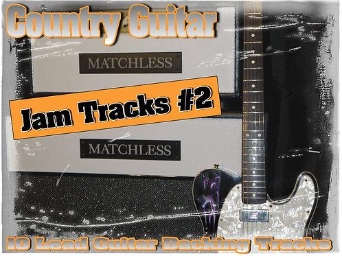 Country Guitar Jam Tracks #2