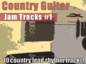 Country Guitar Jam Tracks #1