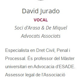 David Jurado nuevo miembro de la Junta Directiva de AFA