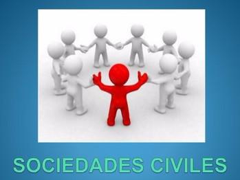 ¿1 de enero del 2016 fin de las sociedades civiles, con actividad económica? ¿Qué pasa con las socie