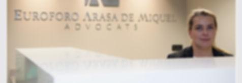 Euroforo Arasa de Miquel Abogados Barcelona