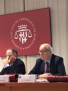 Juli De Miquel participa en el V Congreso Internacional de Arbitraje