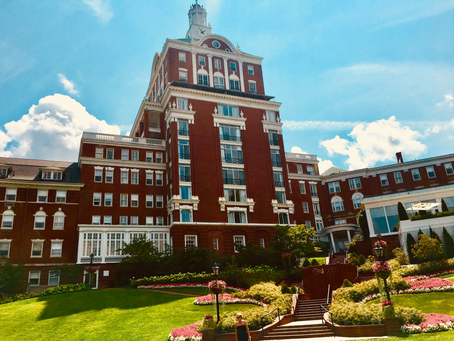 Pack Your Bags:  The Historic Omni Homestead Resort