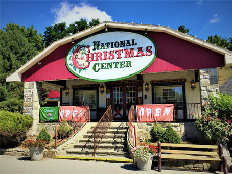 Lancaster National Christmas Center | Go Before It Closes Forever!
