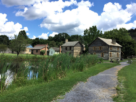 History Comes To Life In Old Bedford Village