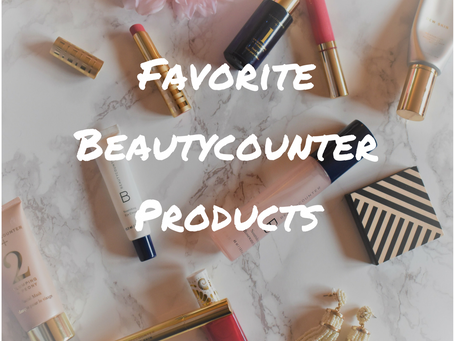 My Favorite Beautycounter Products