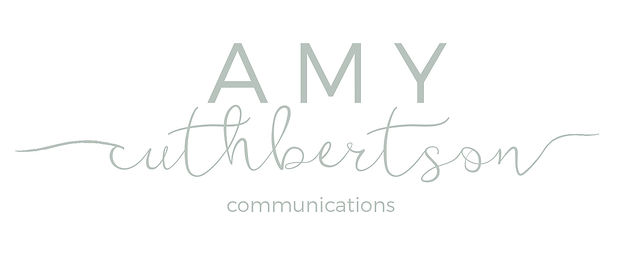 amy cuthbertson public relations and communications in London