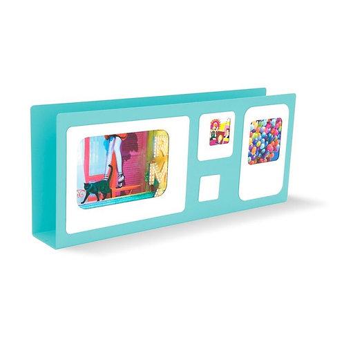 Porte lettres Cadre photo magnétique