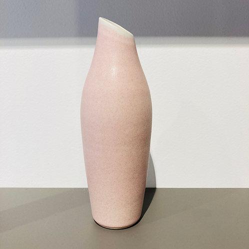 Vase Mini Alto en grès & porcelaine
